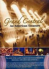 Grand Central An American Treasure DVD (2013) behind the scenes tour terminal