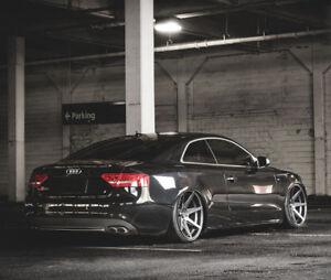 Details about 20x11 +28 Deep Concave Rohana RC7 5x112 Graphite Wheels For  Audi S5 RS5 Rims