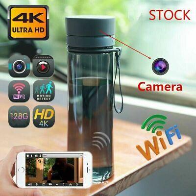 1080P Water Bottle Hidden Spy Camera HD Video Recorder DVR Camcorder+TF Card WL
