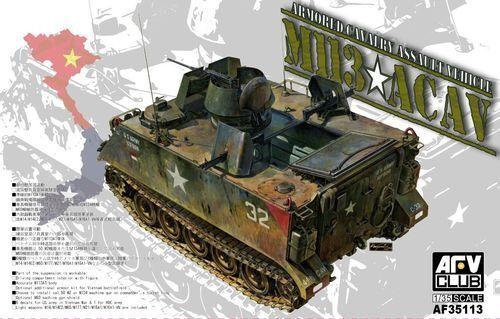 AFV CLUB M113A1 ACAM 1 35 35113