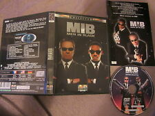 MIB Men in black de Barry Sonnenfeld avec Tommy Lee Jones, DVD, Comédie