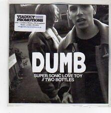 (FN597) Dumb, Super Sonic Love Toy - 2013 DJ CD
