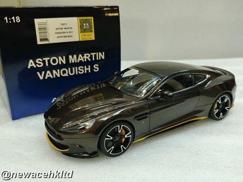 Aston Martin Vanquish S 2017 Autoart Model 1 18