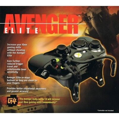 The Avenger Controller Ultimate Gaming Advantage XBOX 360 - Brand New!