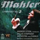 Unknown Artist Mahler Symphony No 3 CD