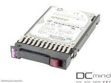"HP 146GB 15K 6G SAS 2.5"" DP Hot Swap Festplatte / HDD, 512547-B21, 512744-001"