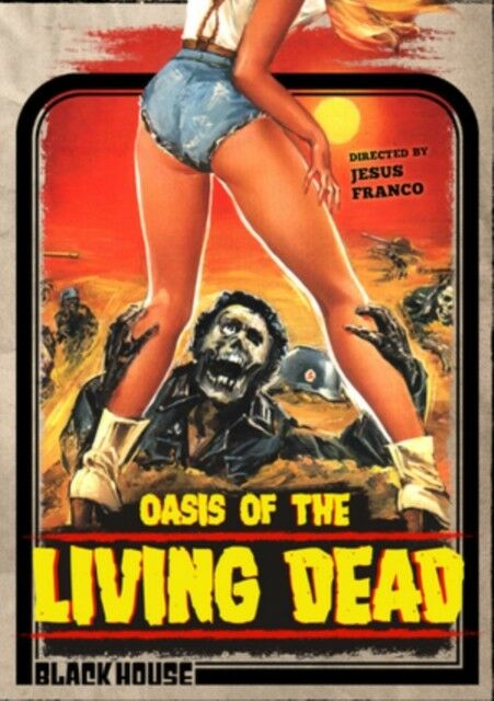 Nuevo Oasis Of The Living Dead DVD