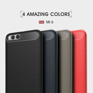 brand new bec0f 53d1b Details about For Xiaomi Mi6 Mi 6 Case Style Ultra-Thin 360°Protection Skin  Hard Case Cover