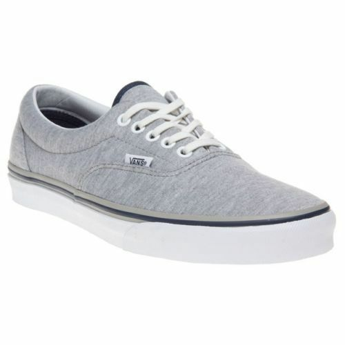 gris Drizzle Fleece de Era Lace lona Mlx Zapatillas Casual Up Unisex Vans blanco tEAzwqfPE