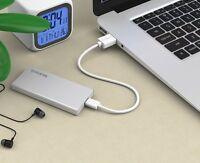 Nekteck External Ultra Portable Msata Ssd 256gb Usb 3.1 - Ultrafast - Warranty