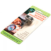 Big Green Egg Poultry Button Thermometer Bge-butpo