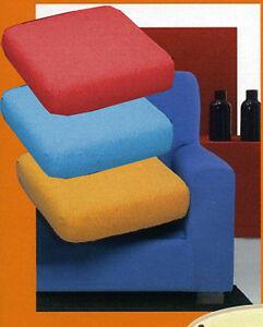 Copri cuscino divano abbinabile al copridivano new york copriseduta 18 colori ebay - Copridivano per divano angolare ...