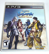 Sengoku Basara: SAMURAI Heroes (Playstation 3) ps3