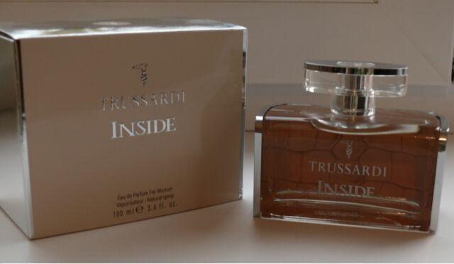 De Spray Scellé Trussardi Eau Inside For Woman 100ml Parfum 5ARL3j4qSc