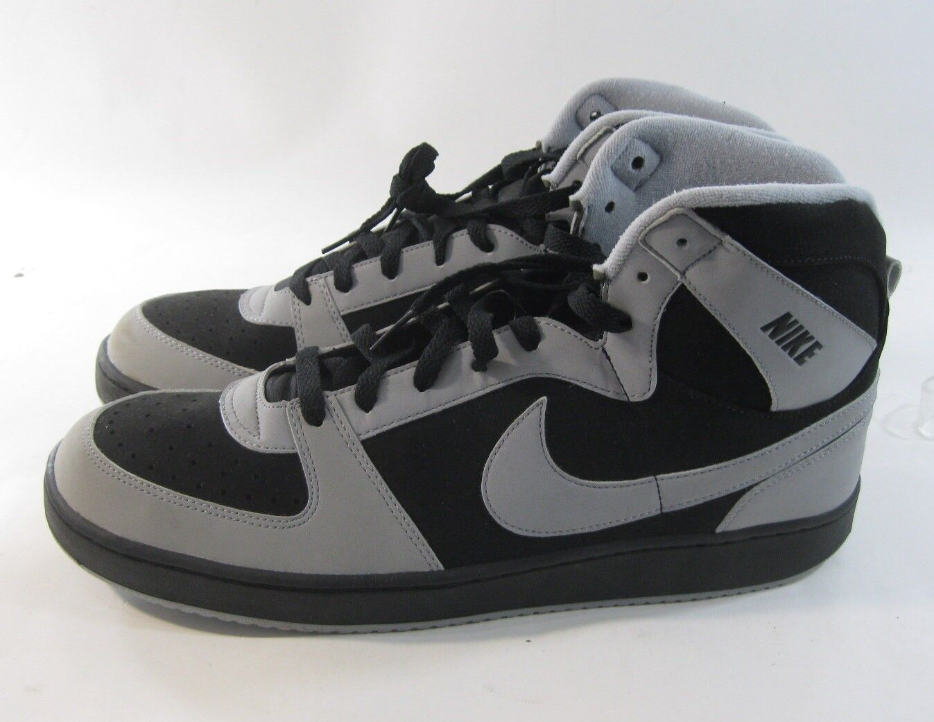 Nike convenzione grau alto 414940 002 schwarz / grau convenzione gray numero 13 03d682