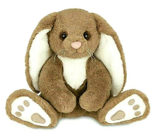10.5 BOOMER BUNNY*Bearington Bear*NEW 2019*EASTER*Brown & white Rabbit*450371