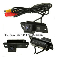 170 Degrees Rear View Cam Car Reversing Camera CCD for BMW 3/7/5 Series E39 E46