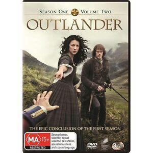 Outlander Season 1 Volume 2 Region 4 New And Sealed 3 Dics Set Tv Series Ebay