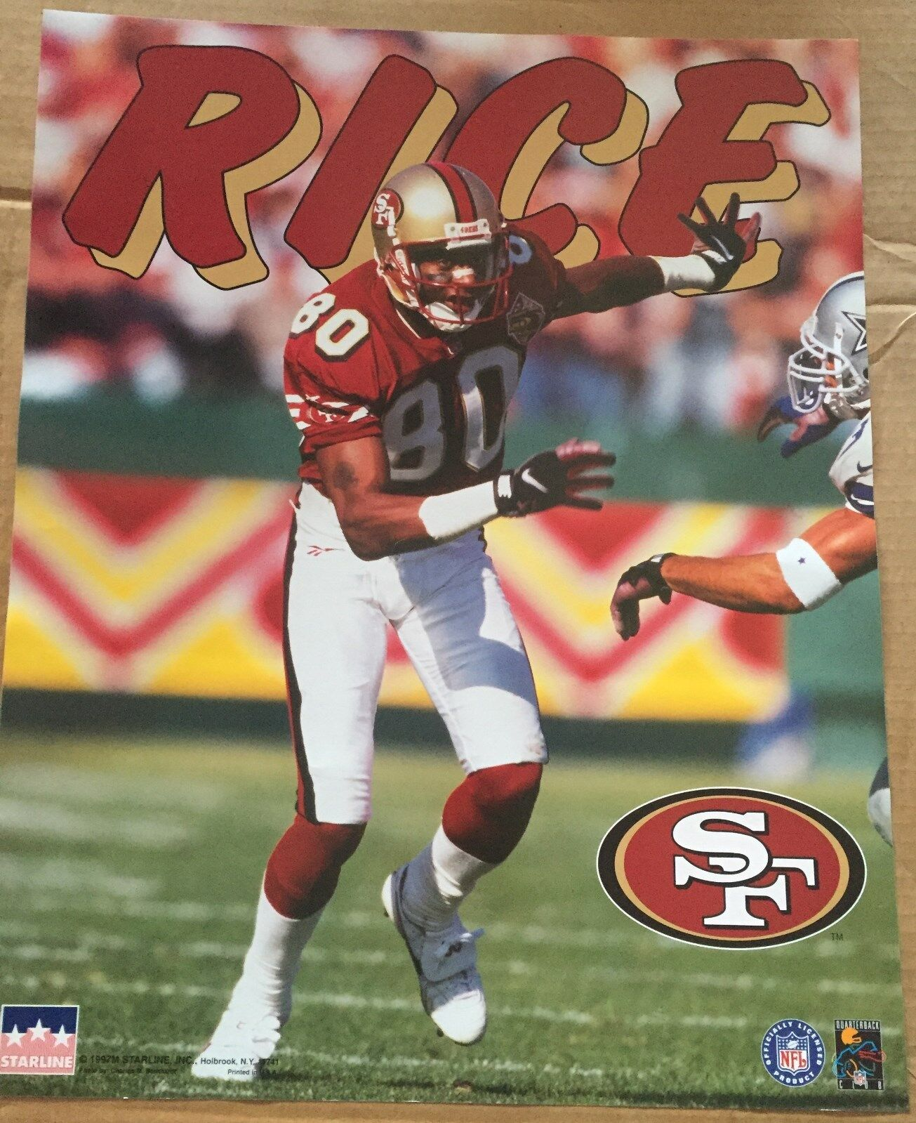 Mounted Memories San Francisco 49ers Jerry Rice Autographed 16x20 Photo For Sale Online Ebay