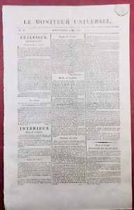 Mende en 1814 Dieppe Manufacture de Bièvres Hopital Broca Lourcine Paris Lyon