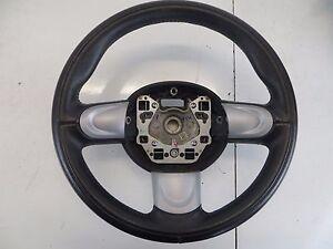Original-Bmw-Mini-R56-estandar-cuero-direccion-3-RADIOS-RUEDA-6782595-2