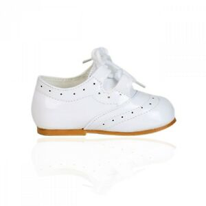 Baby Boys Christening Shoes Baby Boys White Shoes Baby Shoes Toddler Shoes