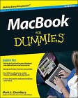 MacBook For Dummies by Mark L. Chambers (Paperback, 2010)
