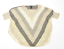 New-Directions-Womens-Size-XL-Striped-Beige-Top-Regular thumbnail 1
