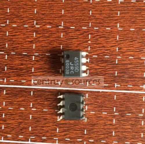 5pcs New NJM4559D JRC4559D JRC4559 DualOP Amplifier DIP-8