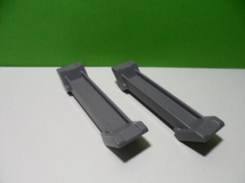 Playmobil 2 diagonal brackets grey//diagonal brace//3079 3186 5921