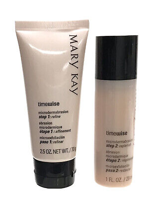 Mary Kay Timewise Microdermabrasion Plus Set Refine Pore