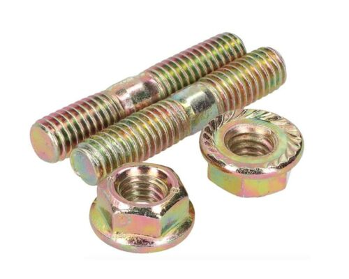 Daelim E-Five 50 Exhaust Studs and Nuts M6 32mm