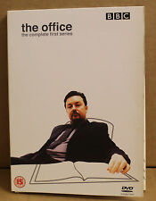 The Office - Series 1 (DVD, 2002)  (D0158)