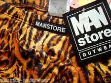 Manstore push-up Pant boxers talla s minipant hipster retropant Leopard-presión