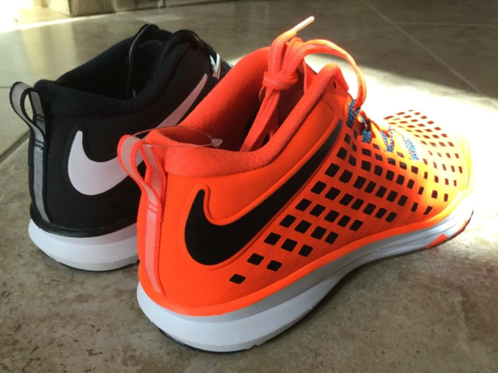 New Nike Train Quick Knows Shoes Mens Sizes Bo Knows Quick Training Running Football Flex 9a6d73