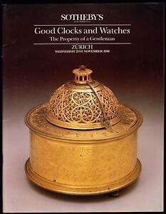 SOTHEBY-039-S-GOOD-CLOCKS-AND-WATCHES-THE-PROPERTY-OF-A-GENTLEMAN-ZURIGO-NOV-1990