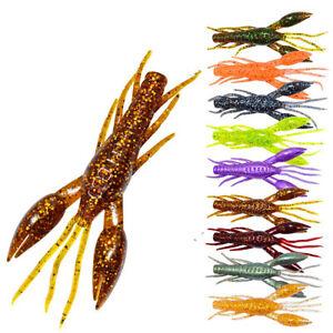IT-4x-80mm-Small-Hammer-Shrimp-Fishing-Lure-Crankbait-Hook-Minnow-Bait-Tackle-E