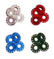 Outlaw Racing Billet Racing Factory Washers With Collar Dirtbike All Colors,