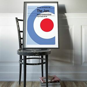 The Jams Last Concert Print/Poster - Framed or 3 Print Options NEW & EXCLUSIVE