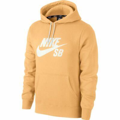 Nike SB Icon Hoody Celestial Gold Summit White Sz M 2XL | eBay