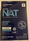 Pruvit  BERRY BLUE *NEW* Charged KETO OS NAT OTG ketones 20 pk in SEALED BOX