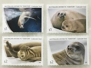 Australische-Antarktis-AAT-2018-Neuheit-Robben-Crabeater-Seal-Saeugetiere