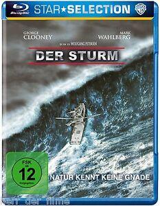 DER-STURM-George-Clooney-Mark-Wahlberg-Blu-ray-Disc-NEU-OVP