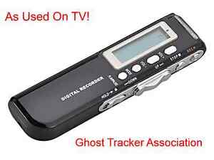 Details about EVP digital recorder 8GB Ghost hunting equipment spirit voice  dictaphone mp3