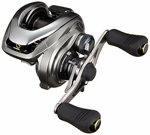 New  SHIMANO Metanium DC HG Left  handed Baitcasting reel from Japan