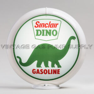 "Sinclair Dino 13.5"" Gas Pump Globe (G179)"