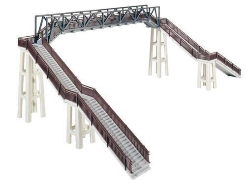 Faller 120179 pedoni Ponte sul fino a 4 binari NUOVO OVP