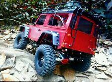 Crawlers Kotflügelverbreiterung Truck  für 1/10 AXIAL SCX10 D90