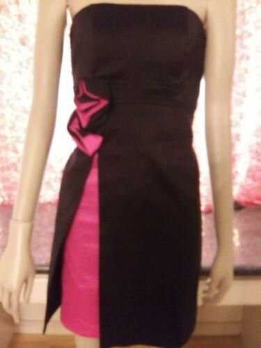 Jessica McClintock size 2 womens dress  small blac