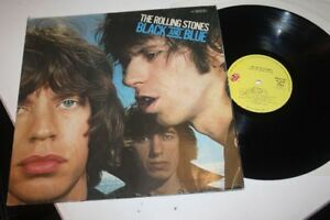 THE-ROLLING-STONES-Black-and-Blue-12-034-Vinyl-LP-VG-GATEFOLD-EMI-1C-064-63-187